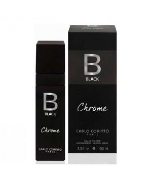 Carlo Corinto Black Chrome...