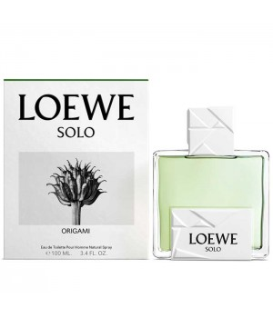 Solo Loewe Origami Eau de...