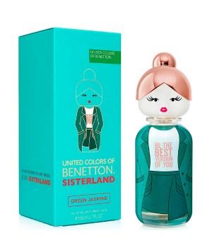Benetton Sisterland Green...
