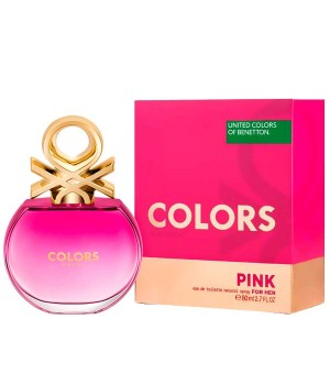 Benetton Colors Pink for...