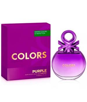 Benetton Colors Purple for...