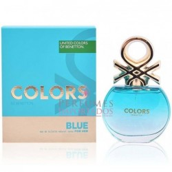 Benetton Colors Blue for...