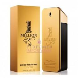 One Million Paco Rabanne...
