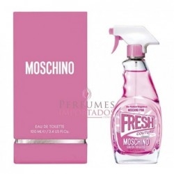 Fresh Pink Moschino EDT 100 ml