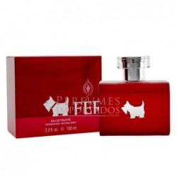 Ferrioni Red Terrier Woman...